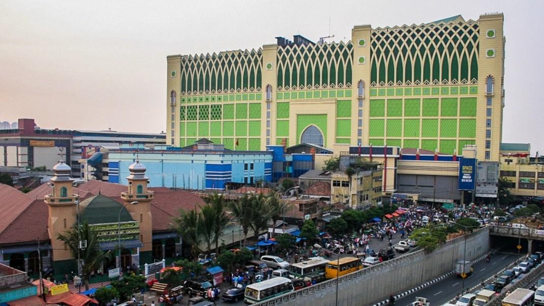 Hari ini, Pasar Tanah Abang Jakarta Dibuka Lagi, Jam Operasional Dibatasi