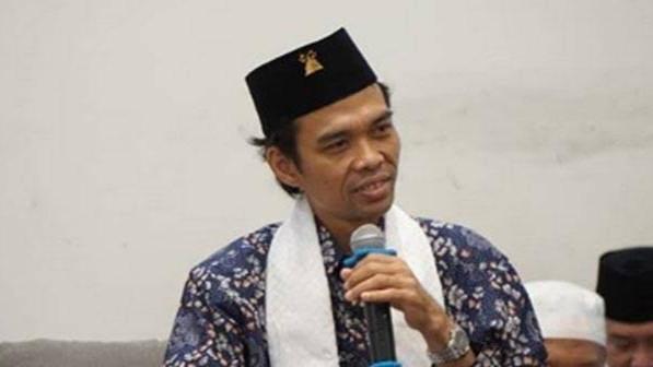 Ustad Abdul Somad Dikabarkan Cerai, Pernah Ceramah Soal ...