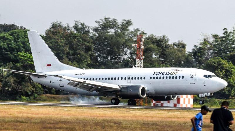 Mulai 2 Desember Xpressair Terbangi Rute Lampung Yogyakarta Pakai Pesawat Jet